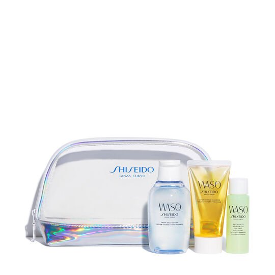 Essentials Set (For Oily/Normal/Combination Skin),