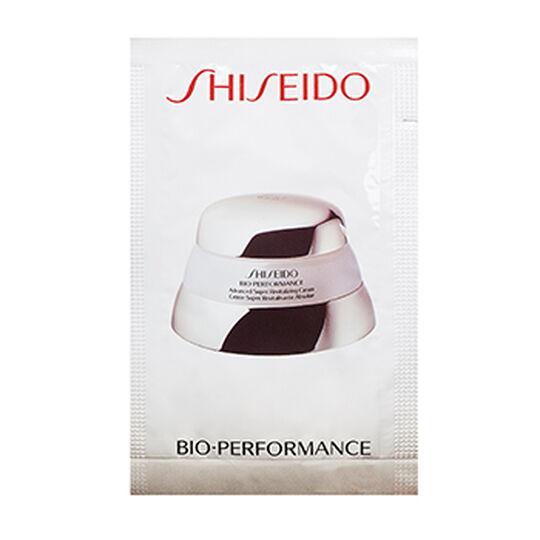 Bio-Performance Advanced Super Revitalizing Cream Deluxe Sample,