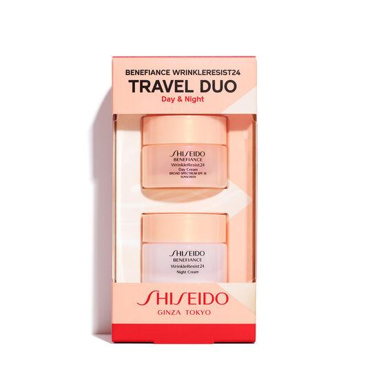 WrinkleResist24 Travel Duo Day & Night Set,