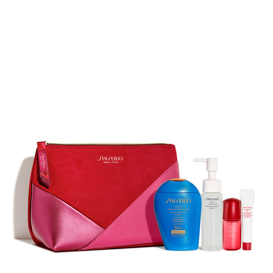 The Ultimate Sun Protection Collection (A $99 Value),
