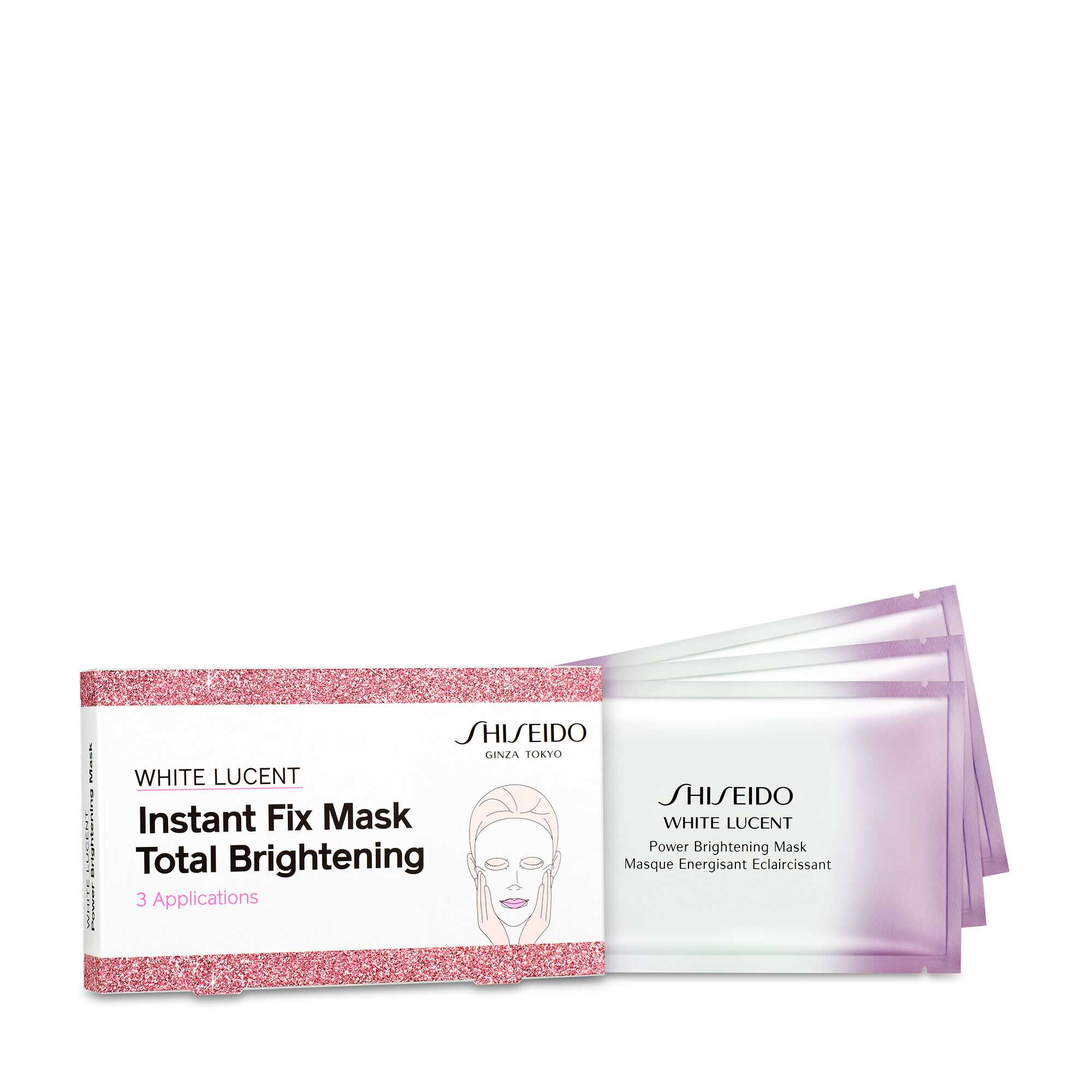 Instant Fix Mask Total Brightening,