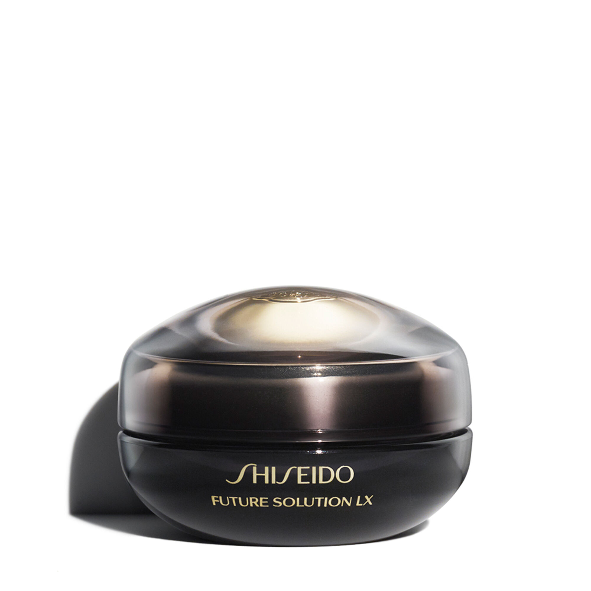 3 Pack - Shiseido Future Solution Lx Eye and Lip Contour Regenerating Cream for Unisex 0.54 oz Sensai Silk 10 Second Awakening Essence Travel Set, 0.10 Oz x 12