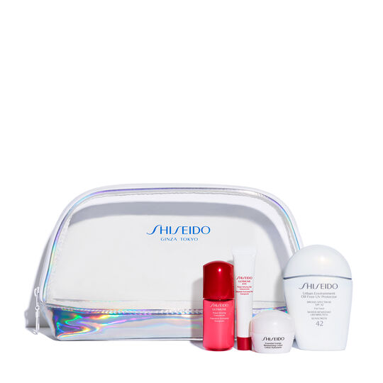 Ultimate Energized Glowing Skin Set,