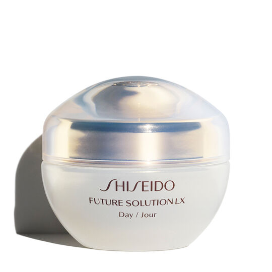 ba4434511a4d Future Solution Lx Shiseido. Benefiance Wrinkleresist24 Day Cream Shiseido