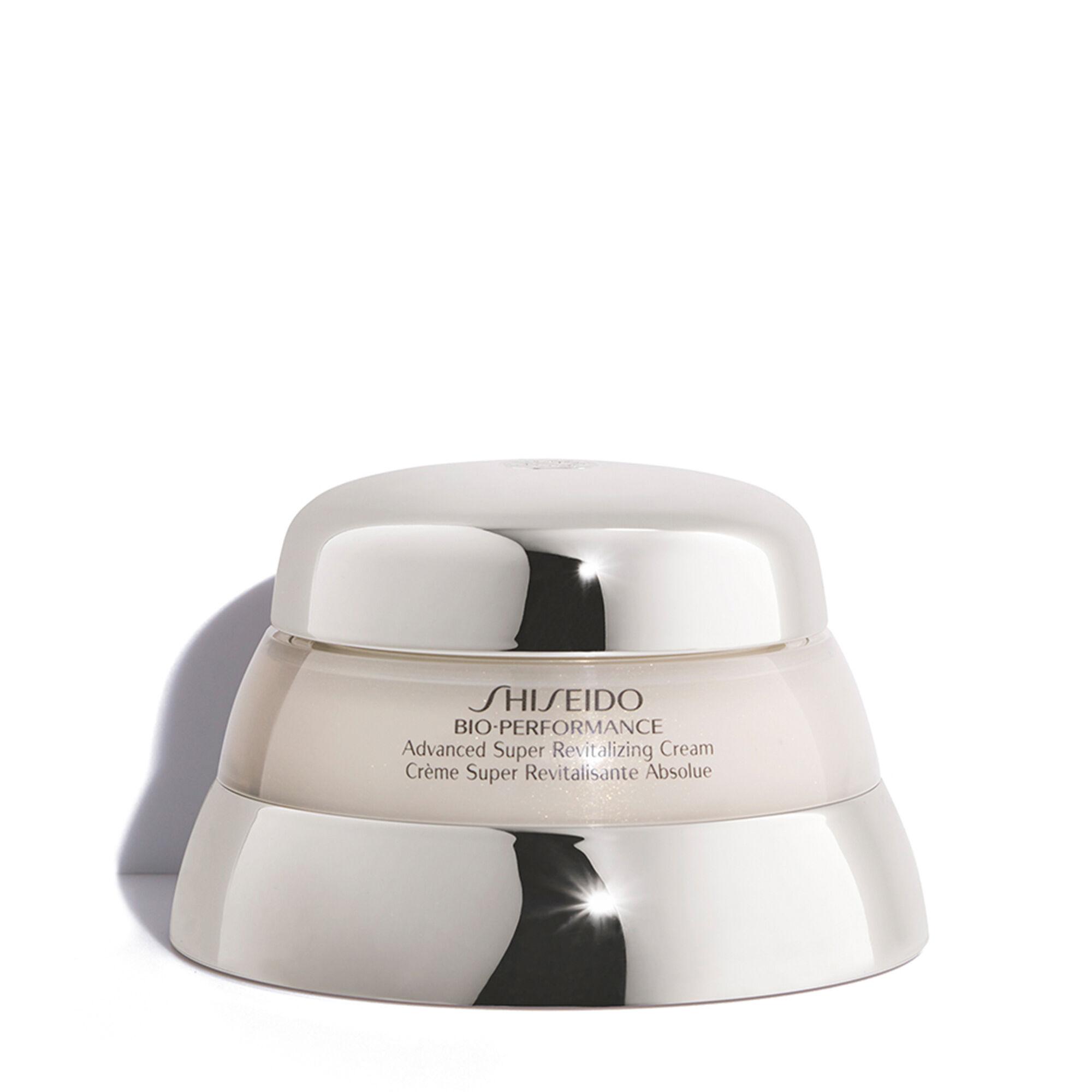 3 Pack - Shiseido Bio-Performance Advanced Super Revitalizing Cream 1.7 oz Zapzyt Pore Treatment Gel, with Salicylic Acid, for Overnight Results, 0.75 Oz (Pack of 4)