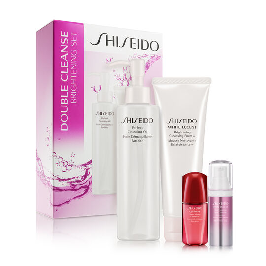 Double Cleanse Brightening Set,