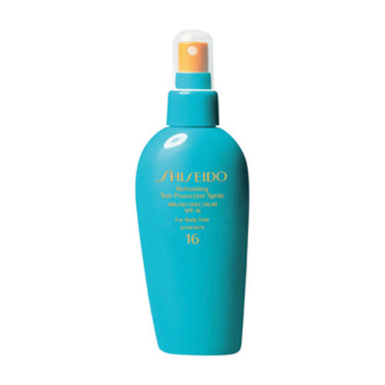 Refreshing Sun Protection Spray SPF 16,
