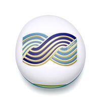 Limited Edition Sun Compact Foundation Case - Acquair 1970's,