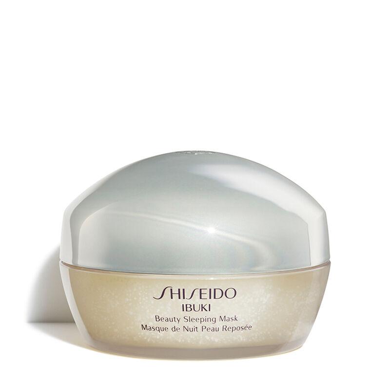 how to wear shiseido mask