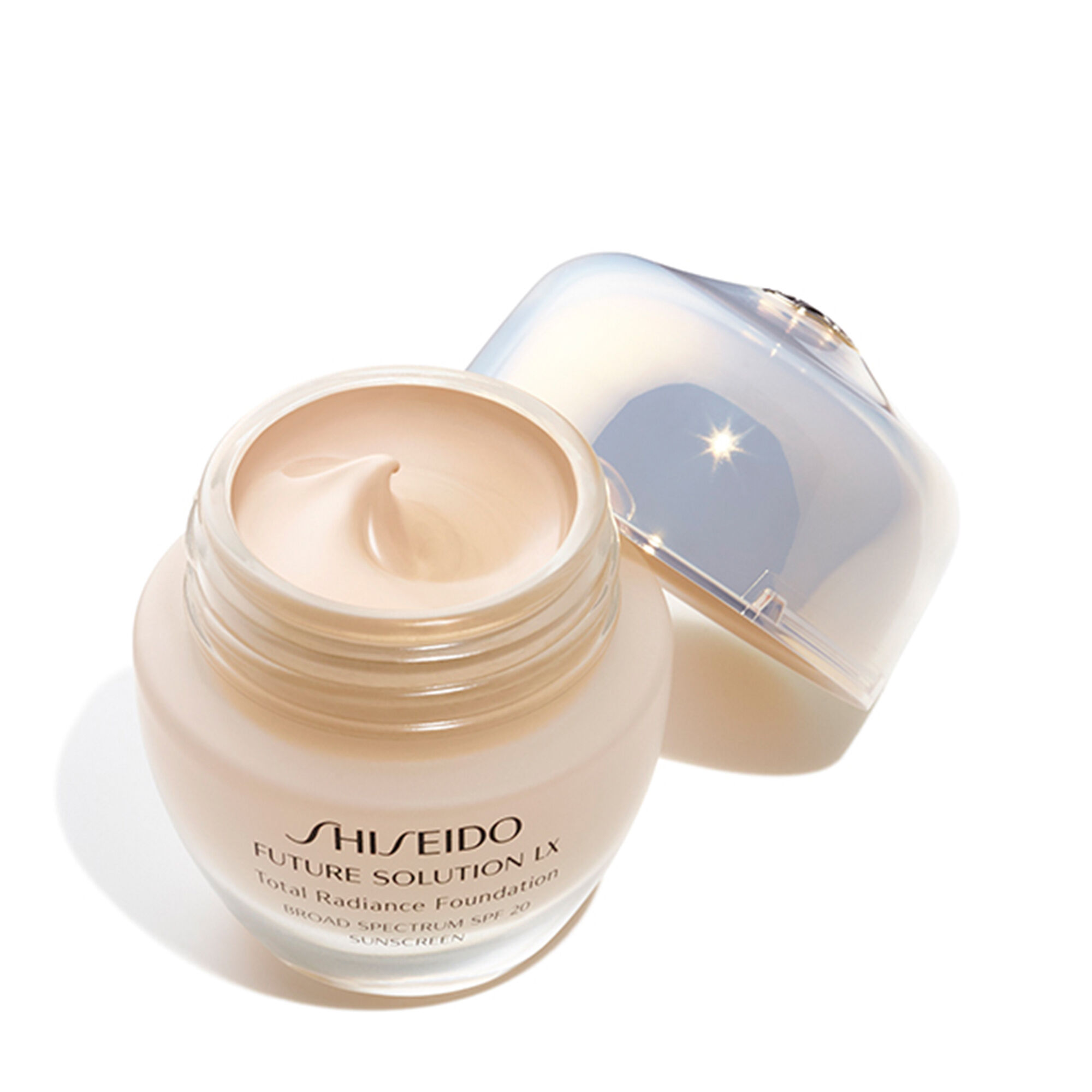 Total Radiance Foundation SPF 20, G1