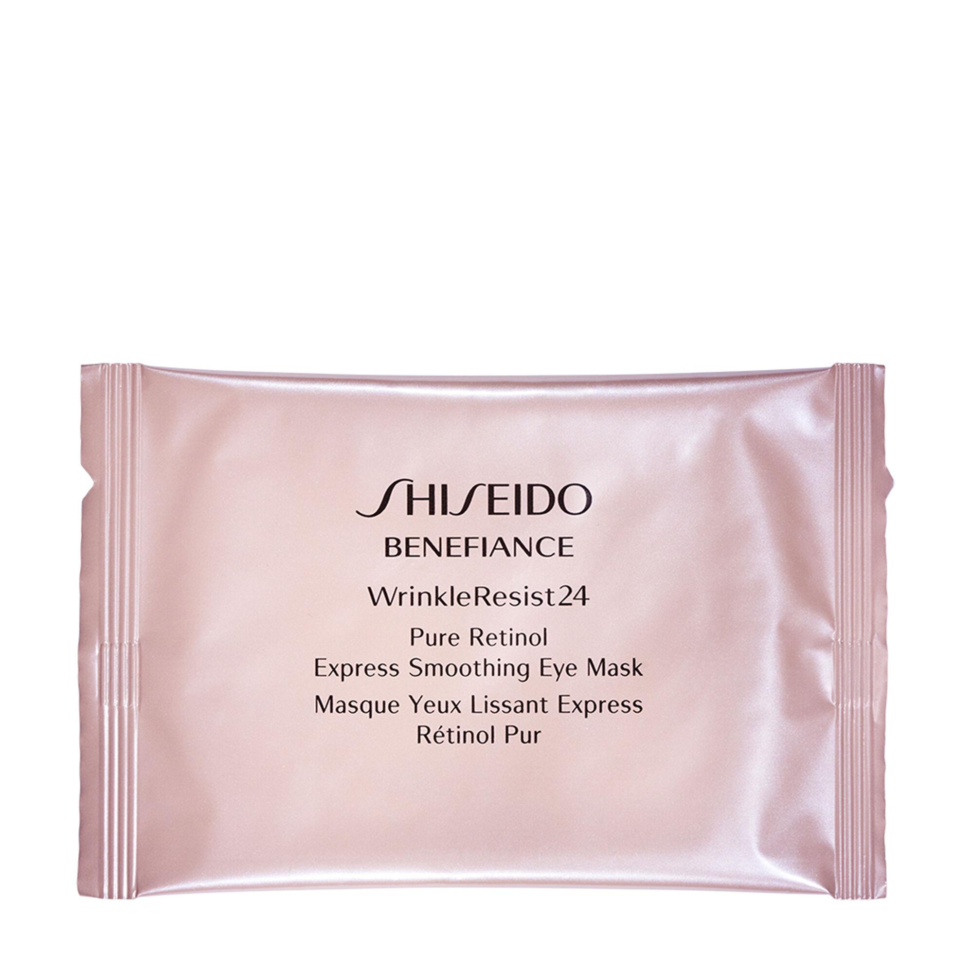 pure retinol express smoothing eye mask