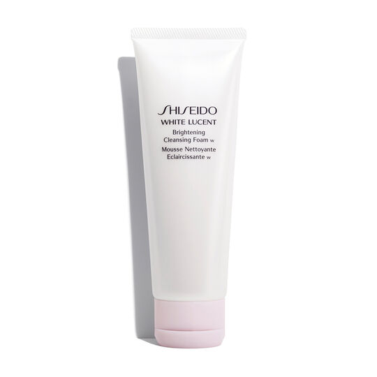 White Lucent Brightening Cleansing Foam W | SHISEIDO