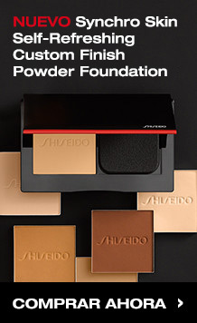 Synchro Skin Self-Refreshing Custom Finish Powder Foundation | Comprar ahora