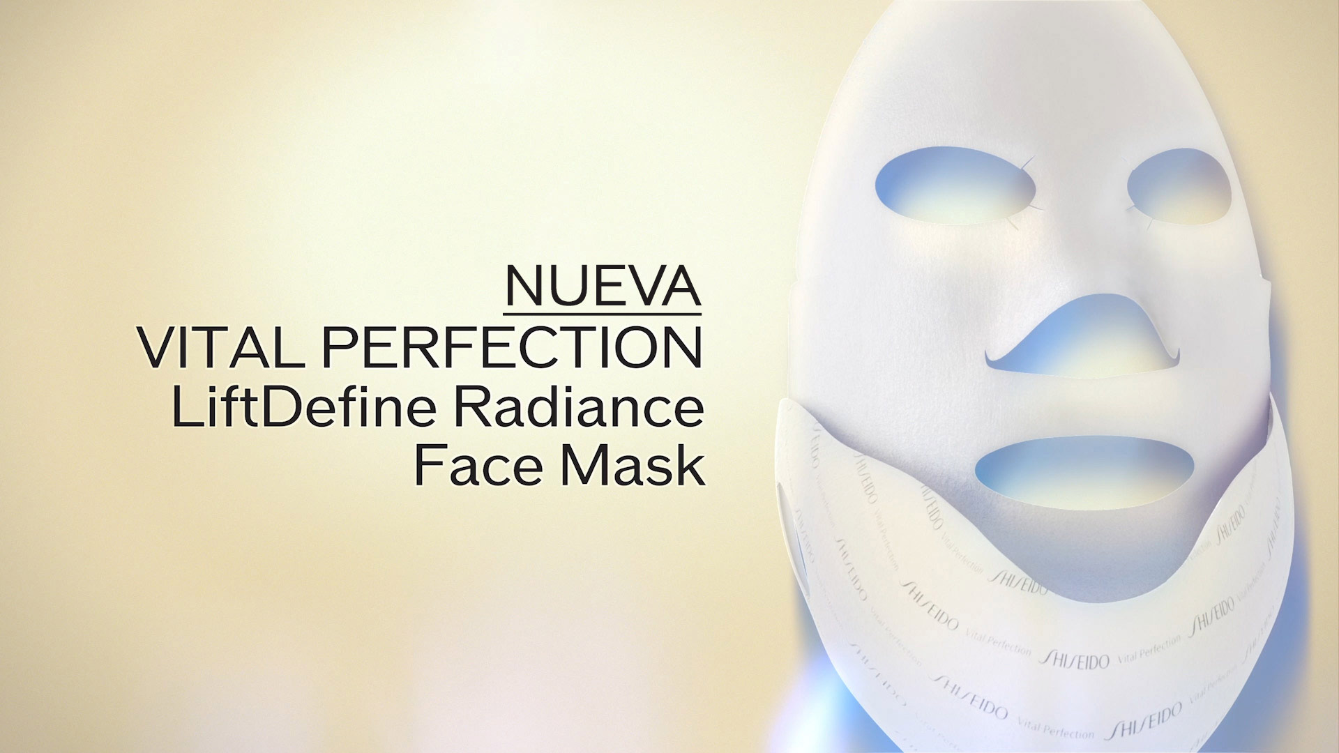 NUEVA Vital Perfection LifeDefine Radiance Face Mask