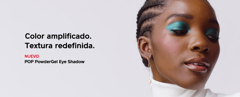 Nueva POP PowderGel Eye Shadow con modelos. Ver el video ahora.