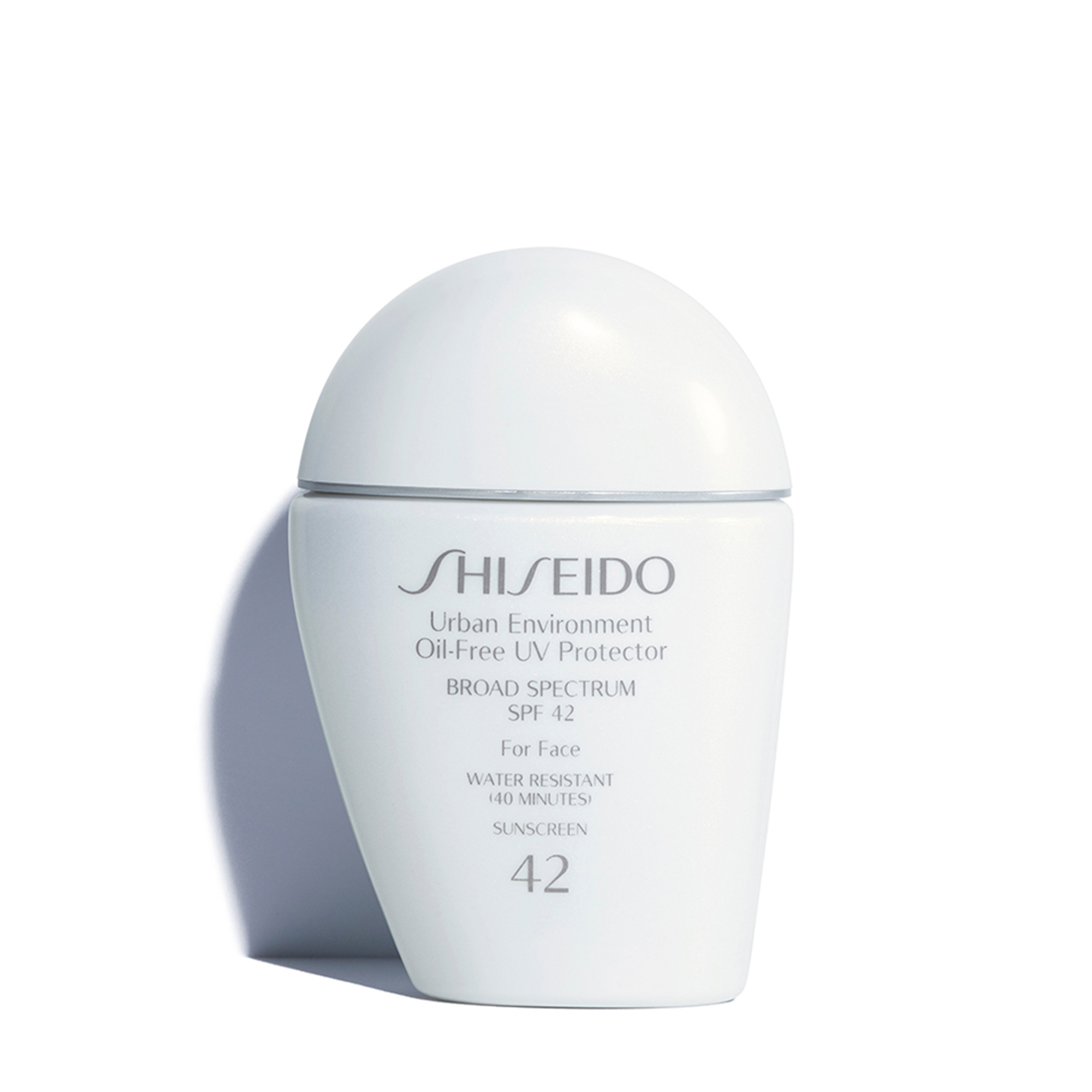 shiseido sunscreen face