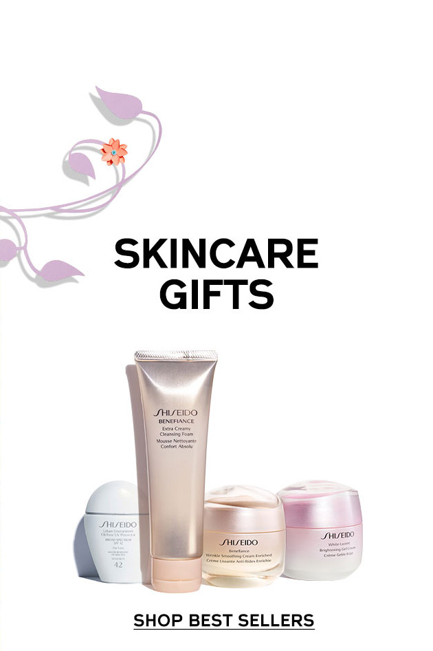 Holiday skincare