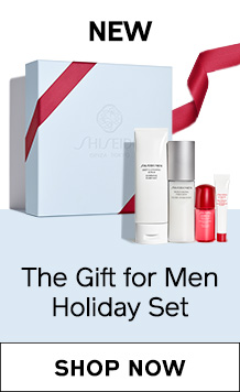 NEW. THE GIFT SET FOR MEN HOLIDAY SET. SHOP NOW