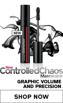 NEW Controlled Chaos MascaraInk. Graphic Volume and Precision. SHOP NOW
