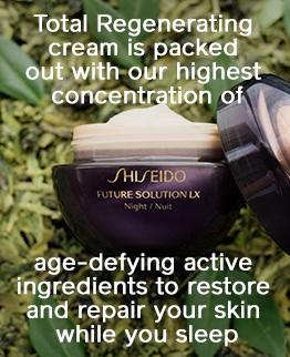Total Regenerating Cream