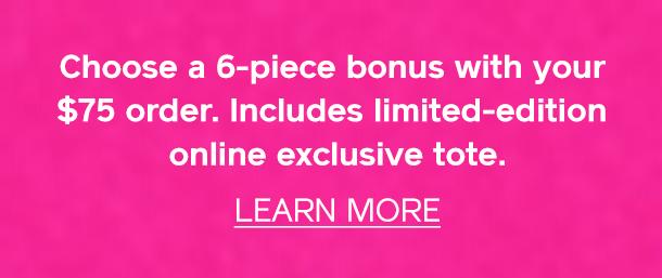 6-piece Bonus