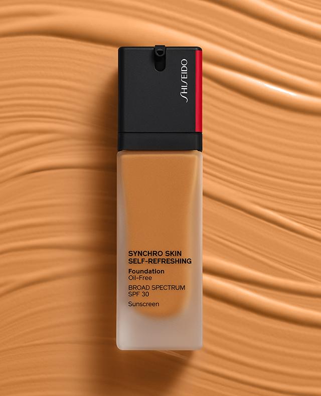 Synchro Skin Self-Refreshing Foundation