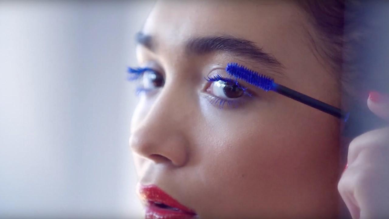 Sapphire Spark con Rowan Blanchard y Patrick Ta | ControlledChaos MascaraInk | Shiseido