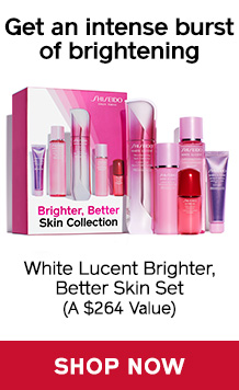 white lucent brighter better skin set